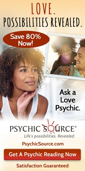 Get a psychic reading now!