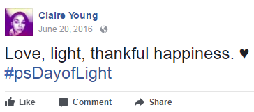 Facebook Psychic Source Day of Light