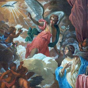 Archangel Gabriel - Symbols and Signs by Psychic Bianca
