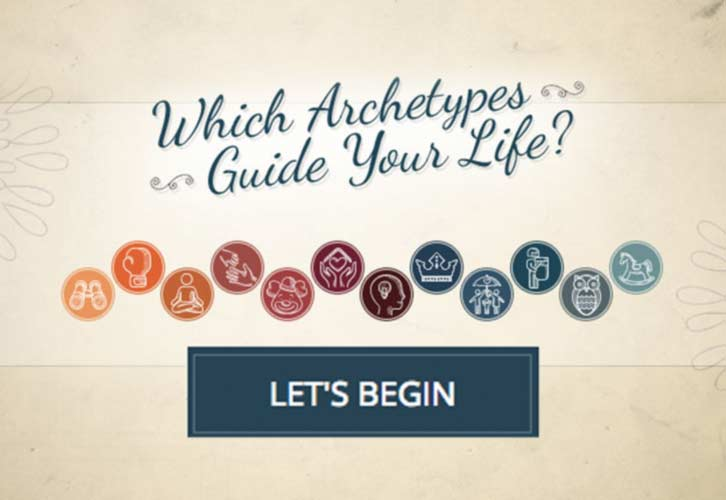 Which archetypes guide your life?