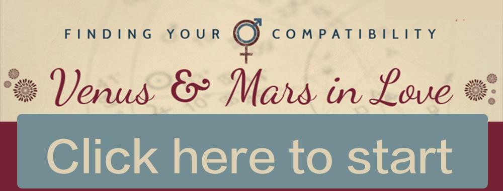 Venus And Mars Love Compatibility Calculator