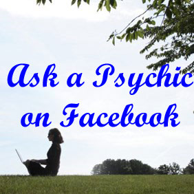 Visit our Facebook page for your chance to win a free psychic reading!