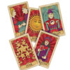 Meditate with the Tarot for spiritual and emotional healing.