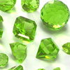 The pretty peridot is just one of two birthstones associated with August.
