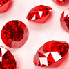 July's radiant, yet peaceful gemstone is The Ruby.