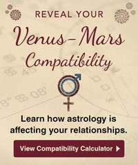 Venus and Mars Compatibilty