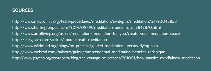 How to Meditate 7