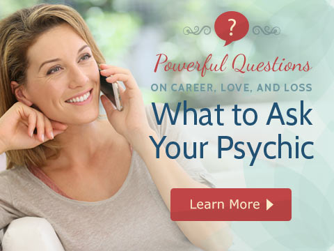 Powerful questions to ask your psychic