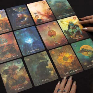 Oracle Cards 101 What Are Oracle Cards By Psychic Mackenzie
