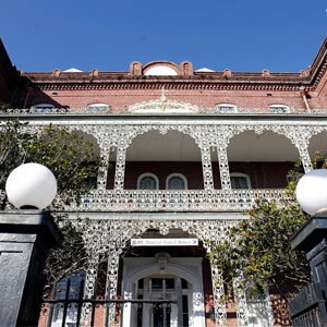 Historic St  Vincent's Guest House in New Orleans - Is It
