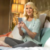 Tori Spelling has enjoyed receiving psychic readings for a long time.