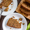 Celebrate the August Full Moon with some yummy Zucchini Bread